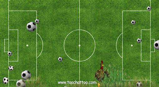 Football des fonds d 39 crans anim s football gratuits for Fond ecran foot